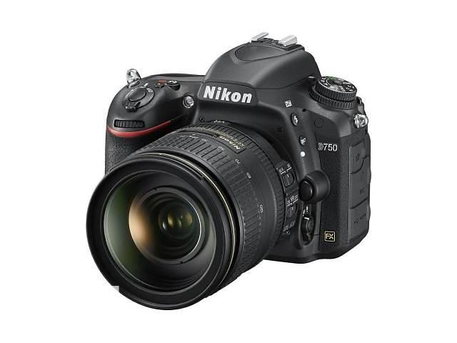 Цифровой фотоаппарат Nikon D750 24-120 Kit (VBA420K002)- объявление о продаже  в Харькове