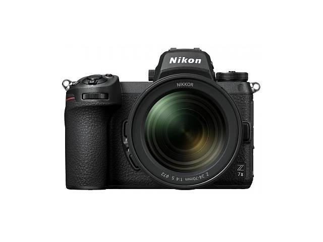 продам Цифровой фотоаппарат Nikon Z 6 II + 24-70mm f4 Kit (VOA060K001) бу в Харкові