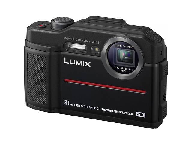 Цифровой фотоаппарат PANASONIC LUMIX DC-FT7EE-K (DC-FT7EE-K)- объявление о продаже  в Києві