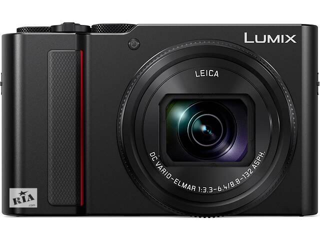 продам Цифровой фотоаппарат PANASONIC LUMIX DC-TZ200 Black (DC-TZ200EE-K) бу в Києві