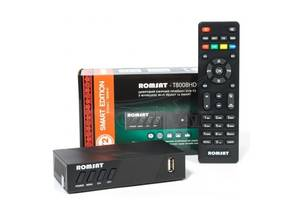 Тюнер DVB-T2 Romsat T8008HD (Код товара:10429)