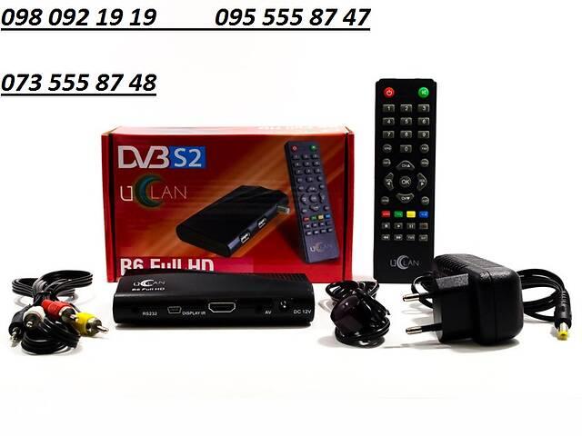 продам uClan B6 Full HD+IP-TV бу в Днепре (Днепропетровск)