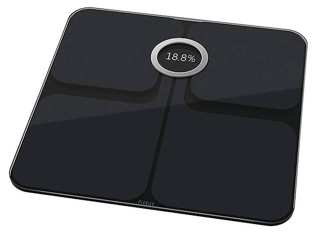 Умные напольные весы Fitbit Aria 2 Wi-Fi Scale black- объявление о продаже  в Полтаве