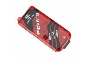 USB программатор PICkit 3 для PIC-контроллеров