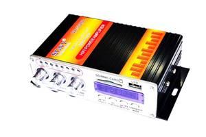 Усилитель звука Kronos VA 502 BT 2-х канальный (gr_008341)