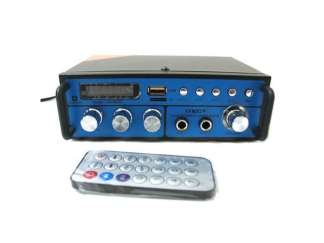 продам Усилитель звука UKC SN 666 BT с караоке и Bluetooth (gr_007543) бу в Киеве