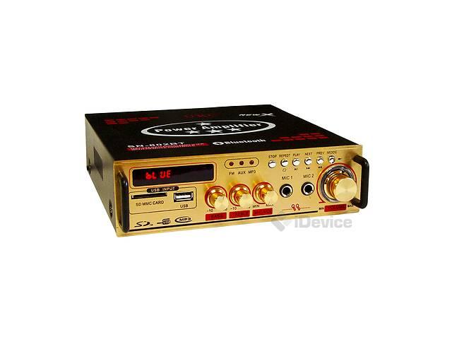 бу Усилитель звука UKC SN-802BT в Кривом Роге