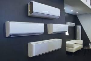 Большой выбор кондиционеров различных ТМ для охлаждения и обогрева