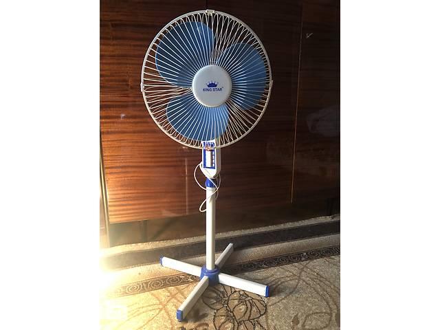 продам Вентилятор підлоговий бу в Коростені
