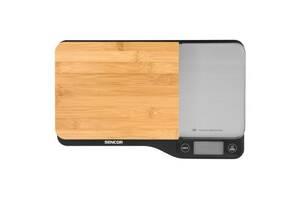 Весы кухонные Sencor SKS 6500 BK (SKS6500BK)