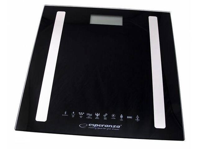 Весы напольные Esperanza EBS016K B.Fit 8 в 1, черные- объявление о продаже  в Харькове