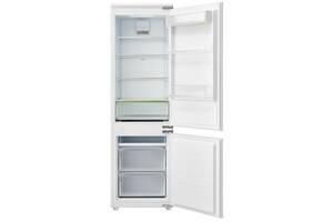 Встраиваемый холодильник Snaige RF28FG-Y60022X, белый
