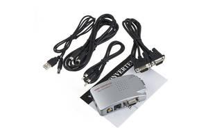 видеоконвертер с VGA на RCA . VGA - RCA AV/S video