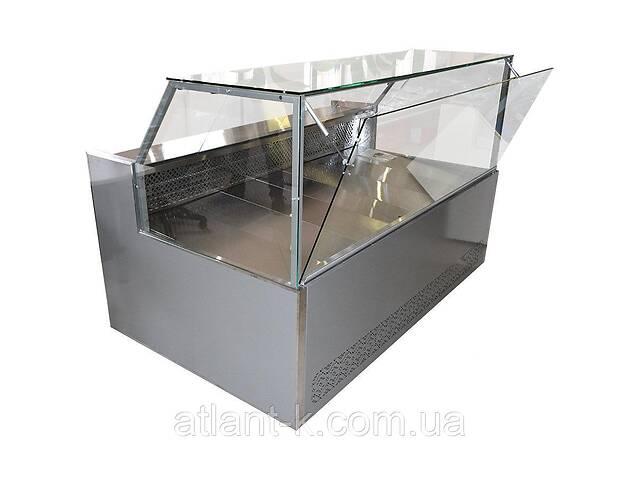 бу Вітрина холодильна& quot; Європа куб -1.2& quot; (0. . + 8), викладка 730 мм в Києві