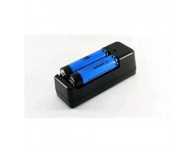 Зарядное устройство 2 Li-Ion аккумулятора 18650 GTM Зарядка для батареек Black (44375-IM)- объявление о продаже  в Киеве