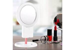 Зеркало для макияжа My Fold Jin Ge Jg-003 с подсветкой