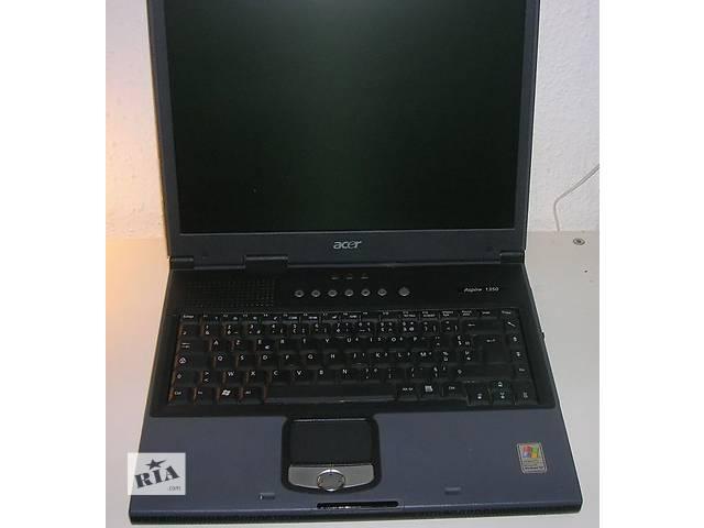 купить бу Бюджетный  ноутбук Acer Aspire 1350 для работы и учебы . в Киеве