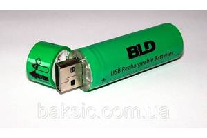 Аккумулятор Bld Usb Rechargeable Batteries Li-ion 18650 3.7v 3800mAh (green)