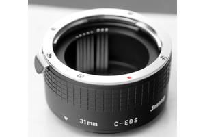 Нові Об'єктиви макро Canon