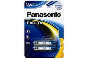 Нові Пальчикові акумулятори Panasonic