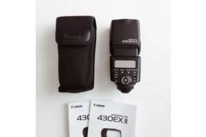 Новые Внешние фотовспышки Canon