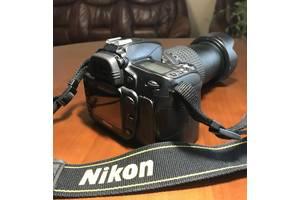 б/в Фотоапарати, фототехніка Nikon