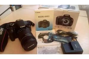 б/у Фотоаппараты, фототехника Canon EOS 600D