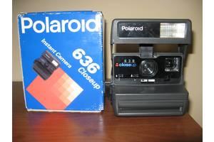 б/в Плівкові фотоапарати Polaroid