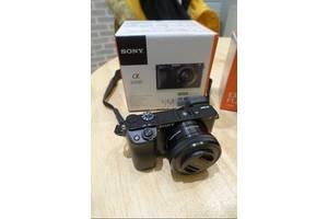 Нові Дзеркальні фотоапарати Sony