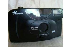 б/у Пленочные фотоаппараты Premier