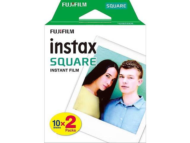продам Фотобумага Fujifilm INSTAX SQUARE (86х72мм 2х10шт) бу в Киеве