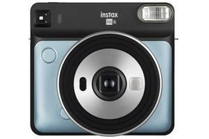 Фотокамера моментальної друку Fujifilm INSTAX SQ 6 Aqua Blue (16608646)