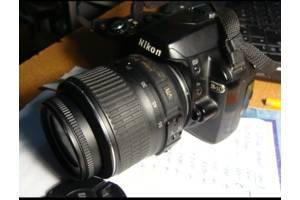 б/в Дзеркальні фотоапарати Nikon