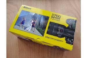 б/у Фотоаппараты, фототехника Nikon D700