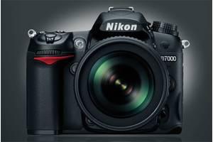 Нові Дзеркальні фотоапарати Nikon D7000