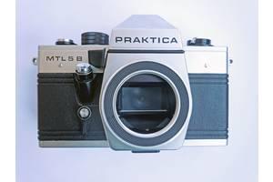 б/у Зеркальные фотоаппараты Praktica
