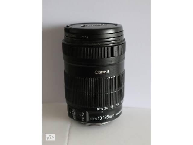 бу Продам объектив Canon 18-135  в Украине