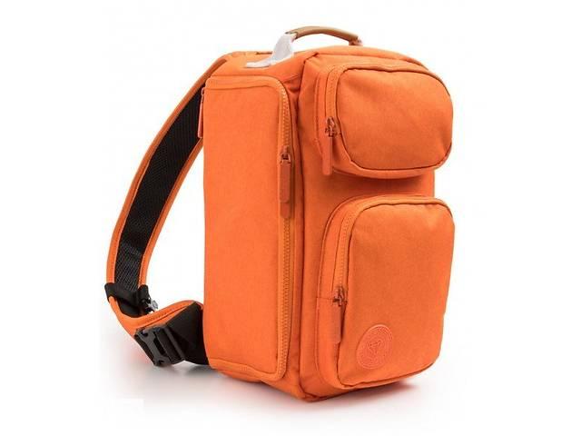 купить бу Рюкзак слинг для фото/видео камер Golla Cam bag L, оранжевый в Києві