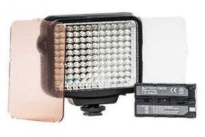 Спалах PowerPlant Накамерне світло LED 5009 (LED-VL008) (LED5009)