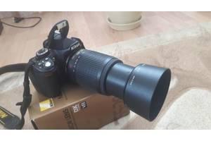 б/у Полупрофессиональные фотоаппараты Nikon D3100