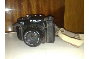 б/в Плівкові фотоапарати Zenit