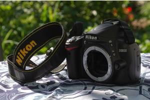 б/у Зеркальные фотоаппараты Nikon D3000