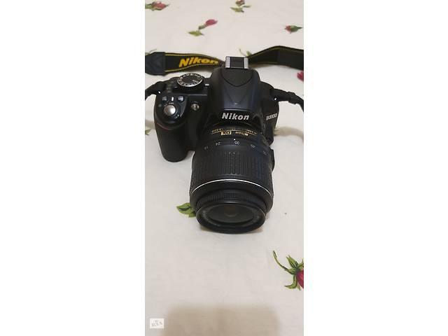 бу Зеркальный фотоаппарат NIKON D3100 + переносная сумка в Киеве