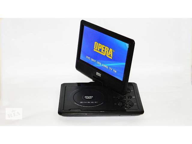 """9,8"""" Портативный DVD плеер Opera аккумулятор TV тюнер USB- объявление о продаже  в Львове"""
