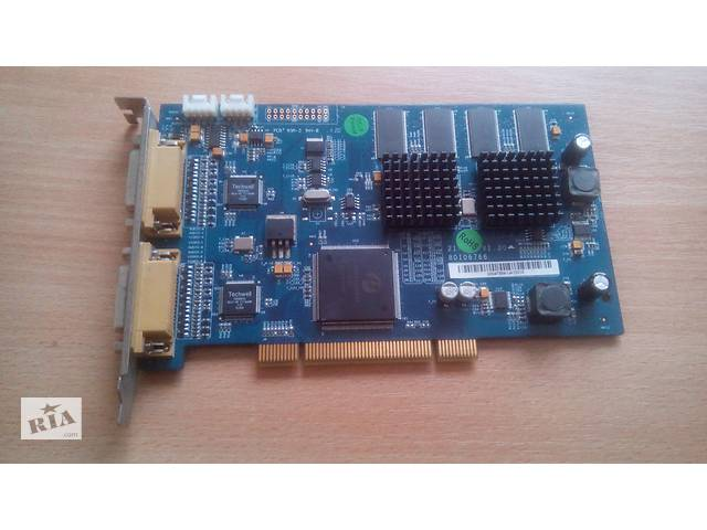 бу Б/У Плата для видеозахвата NetVision DG4008HC Pericom P17C8152 8 каналов + подарок в Торчине
