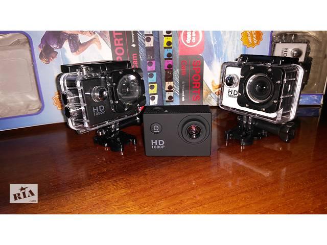 продам Экшн-камера Sports cam FULL HD 1080P бу в Харкові