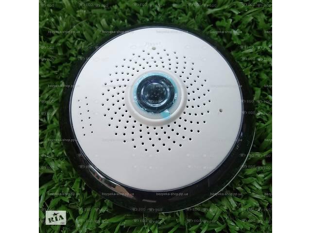 купить бу IP камера 360 рыбий глаз 1.3мп wifi VR-V1V1 960P ИП fish-eye внутренняя в Києві