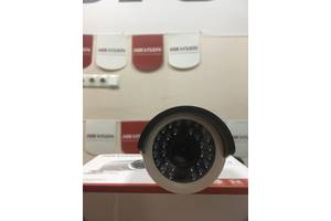 Новые Видеокамеры с датчиком движения Hikvision