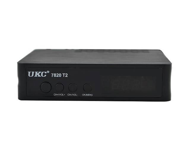 Тюнер цифровой UKC DVB-T2 7820 (gr_008094)- объявление о продаже  в Києві