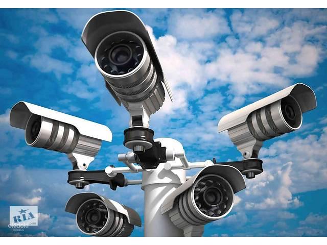 Установка систем видеонаблюдения- объявление о продаже  в Ровно